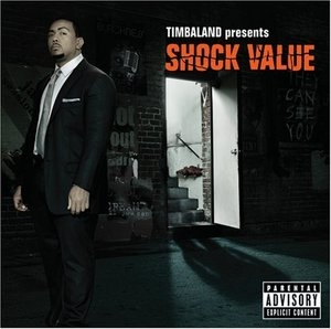 Timbaland Presents Shock Value album cover
