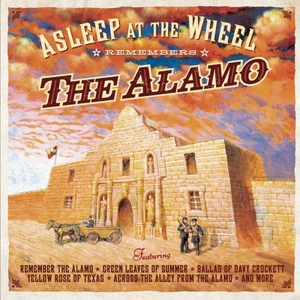 Remembers The Alamo album cover