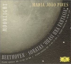 Beethoven: Piano Sonatas album cover