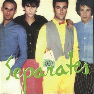 Separates album cover
