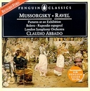 Mussorgsky: Pictures At A... album cover