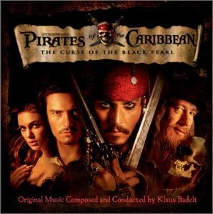 Pirates Of The Caribbean: The Curse Of The Black Pearl (Original Soundtrack) album cover