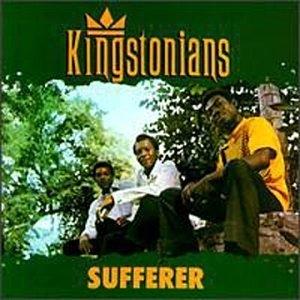 Sufferer album cover