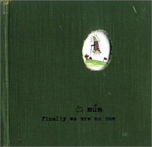 Finally We Are No One album cover