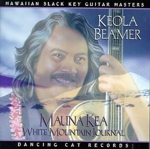 Mauna Kea: White Mountain Journal album cover