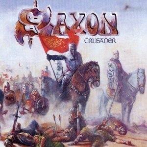 Crusader album cover
