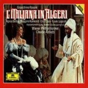 Rossini: L'italiana In Algeri album cover