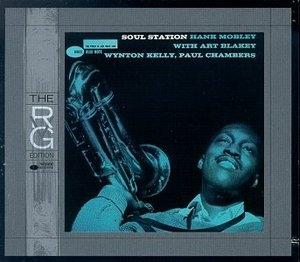 Soul Station album cover