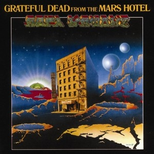 From The Mars Hotel album cover