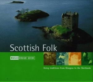 The Rough Guide To Scottish Folk album cover