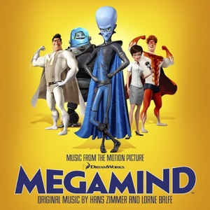 Megamind (Music From The Motion Picture) album cover