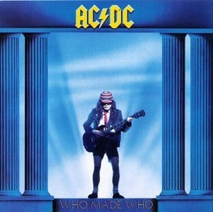Who Made Who album cover
