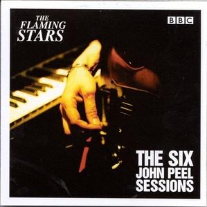 The Six John Peel Sessions album cover