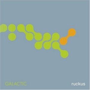 Ruckus album cover