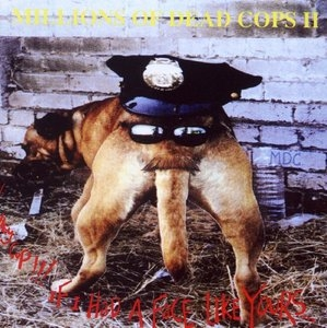 Hey Cop, If I Had A Face Like Yours album cover