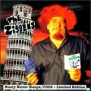 Rusty Never Sleeps & C002 album cover