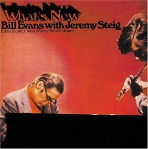 Bill Evans With The Flutists: What's New~ Nirvana album cover