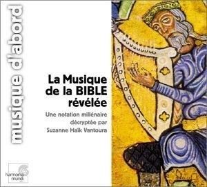 La Musique De La Bible Revelee album cover