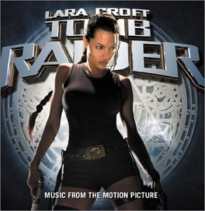 Tomb Raider: Music From The Motion Picture album cover