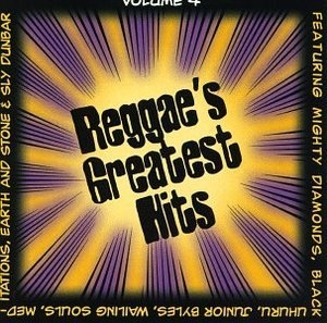 Reggae's Greatest Hits, Vol. 4 album cover