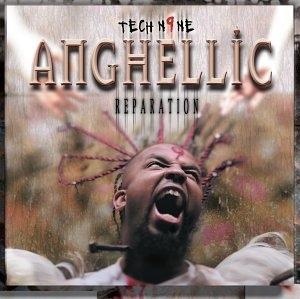Anghellic album cover