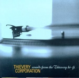 Sounds From The Thievery Hi-Fi album cover