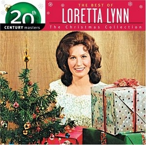 The Christmas Collection: The Best Of Loretta Lynn album cover