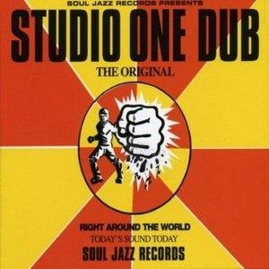 Studio One Dub album cover