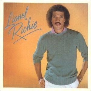 Lionel Richie album cover