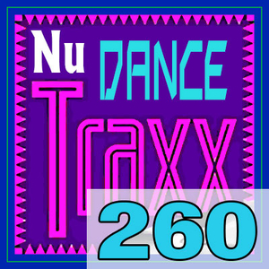 ERG Music: Nu Dance Traxx, Vol. 260 (July 2016) album cover
