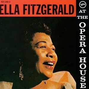 Ella At The Opera House (Live) album cover