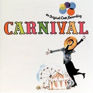 Carnival (1961 Original Broadway Cast) album cover