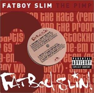 The Pimp album cover