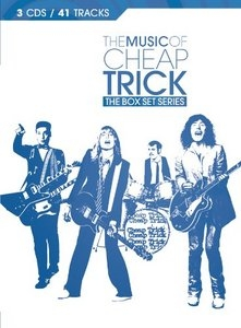 The Music Of Cheap Trick album cover