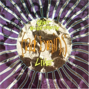 Spirit Electricity (Live EP) album cover