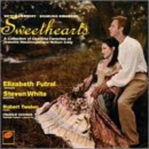 Sweethearts: A Collection Of Operetta Favorites album cover