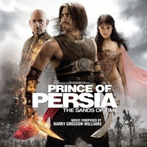 Prince Of Persia: The Sands Of Time album cover