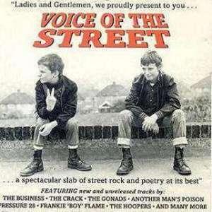 Voice Of The Street album cover
