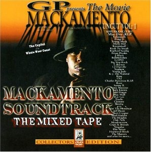 Mackamento Uncut, Vol. 1: Original Soundtracks album cover