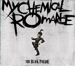 The Black Parade album cover