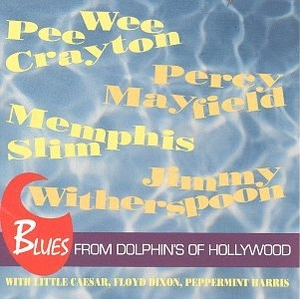 Blues From Dolphin's Of Hollywood album cover