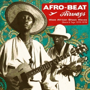 Afro-Beat Airways album cover