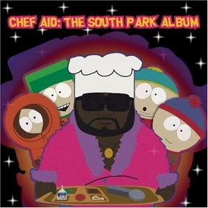 Chef Aid: The South Park Album album cover