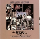 Makaveli The Don: The Way... album cover