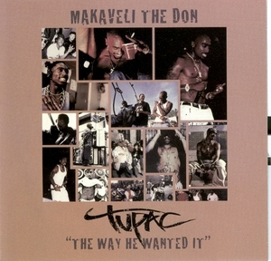 Makaveli The Don: The Way He Wanted It, Book1 album cover