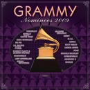 2009 Grammy Nominees album cover