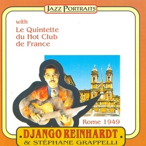 With Le Quintette Du Hot Club De France: Rome 1949 album cover