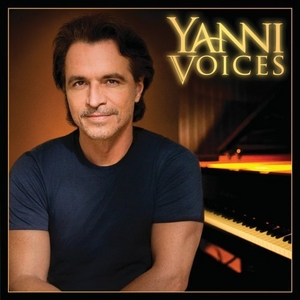 Yanni Voices album cover