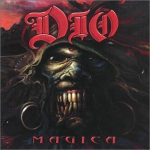 Magica album cover