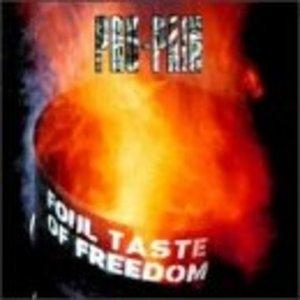 Foul Taste Of Freedom album cover
